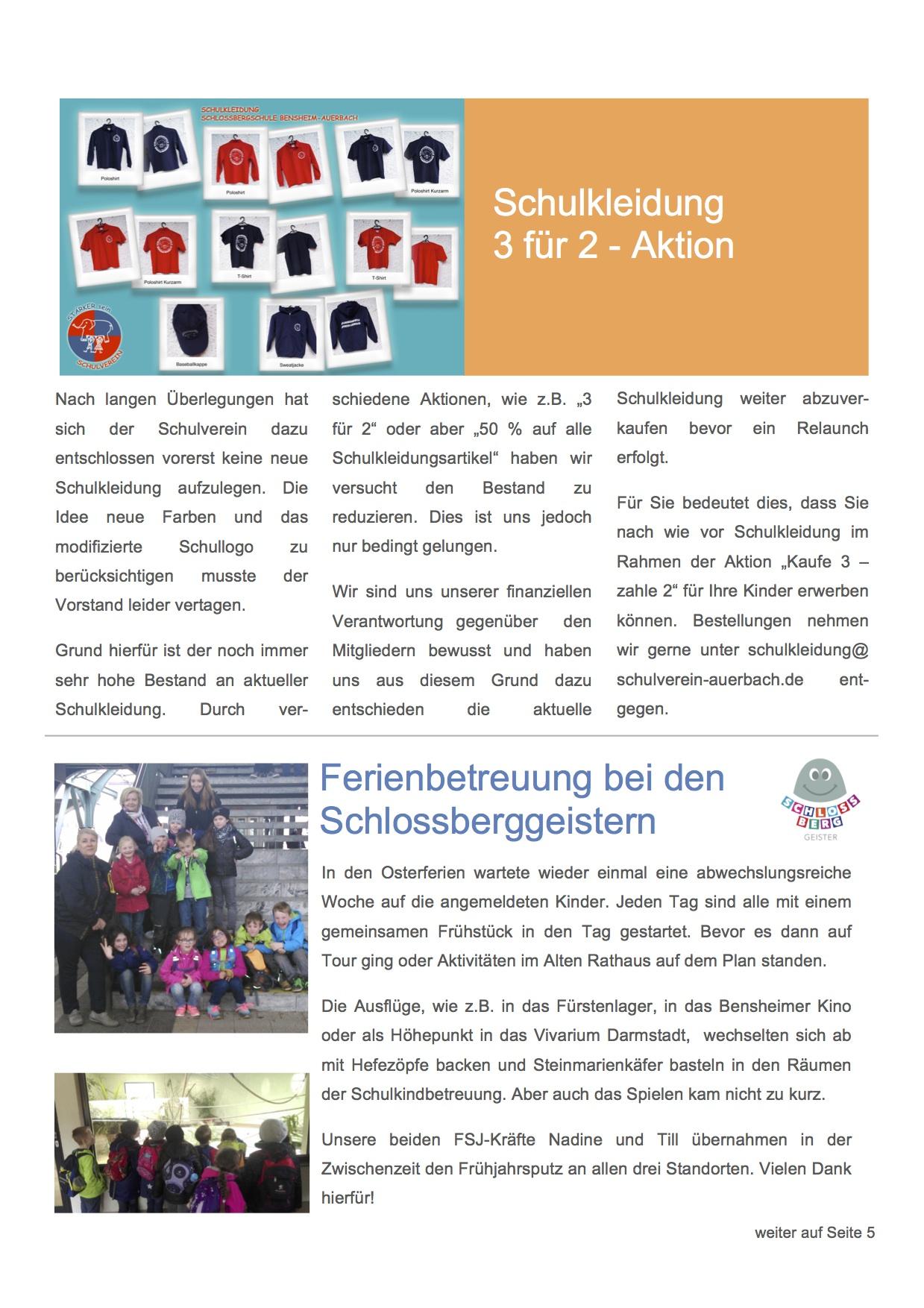 Schlossbergschule Bensheim-Auerbach - Schlossbergschule Bensheim ...